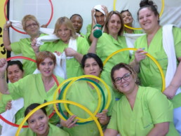 Equip Gerocultor - Grup Rubí Social